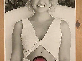 Lactating Olivia Holt - Cum Tribute No. 09