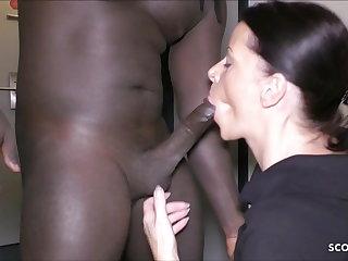 Escort German business women Dacada cheat Husband by Black Callboy