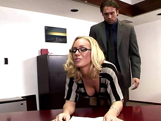 Outdoor XXXJoX Nicole Aniston Bad Secretary