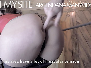 Argentinian EXTREME ANAL MILF