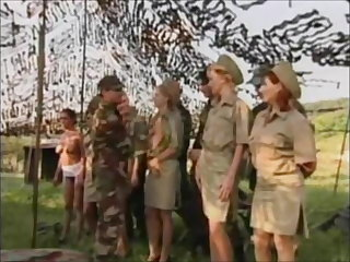 Military Military Drill