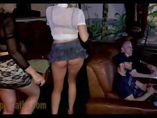 CFNM Kate 1st creampie Orgy Part 1 Cathy Creampie