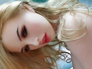Theo Gorgeous Beautiful Silicone Girlfriend