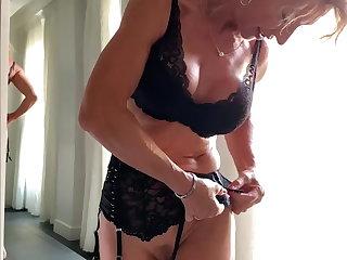 Lebanese French blond MILF Marina Beaulieu gets fucked by a stranger