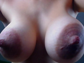 Puffy Nipples jiggly big nipples