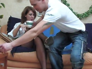 JOI Russian Mom MILF Mother Son