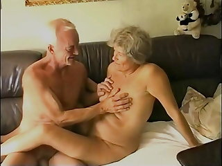Whipping Danish old and youg amateur couples