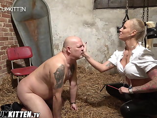 Agent Lara CumKitten - Ich Zerficke Deinen Arsch, SKLAVE