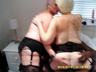 Mature BBC Threesome - Teaser