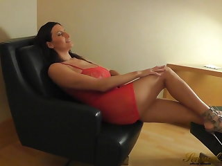 Romanian Big Tits Euro Brunette Wanks, Gets Shagged and Jizzed on :)