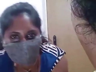 Hogtied Tamil girls