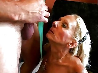 Grannies Wrinky and Hairy Granny suck and fucks