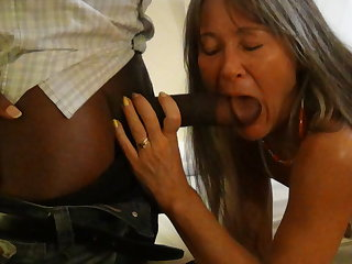 Thai Milf Leilani Lei meets Mr Nuttz